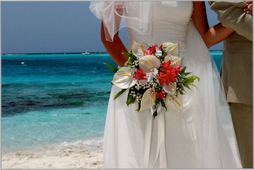 Wedding Tobago Cays